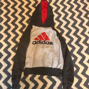 Adidas Hoodie.Boys Medium